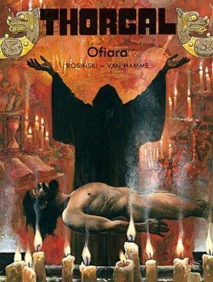 Ofiara (Thorgal #29) Grzegorz Rosiński
