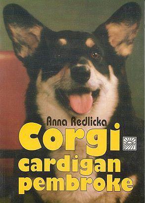 Corgi Cardigan i Pembroke Anna Redlicka