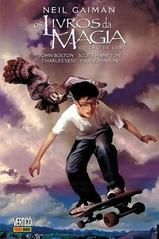 Os Livros da Magia  by  Neil Gaiman