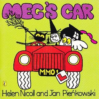 Megs Car Helen Nicoll
