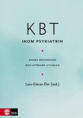 KBT inom psykiatrin  by  Lars-Göran Öst