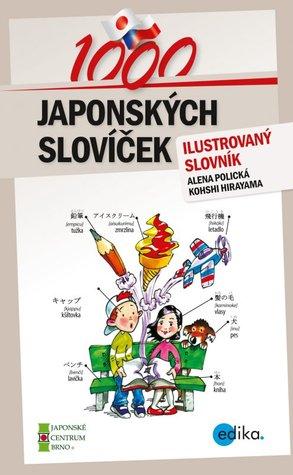 1000 japonských slovíček Alena Polická