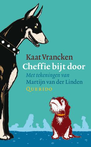 Cheffie bijt door  by  Kaat Vrancken