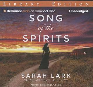 Song of the Spirits Sarah Lark