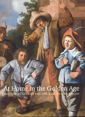 At Home in the Golden Age  by  Marten Jan Bok