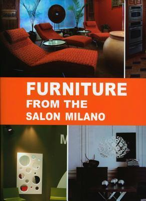 Furniture from the Salon Milano  by  QianHua Lian