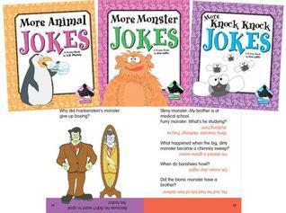 More Jokes! Set  by  U.R. Phunny