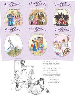 Fiona & Friedas Fairy-Tale Adventures Nadia Higgins