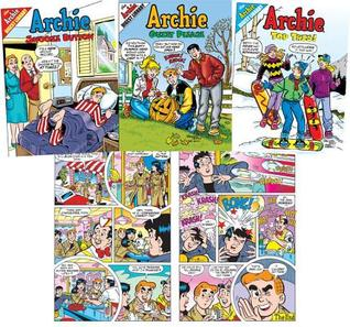 Archie Digest Magazine #216 Stan Goldberg