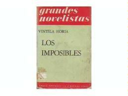 Los imposibles  by  Vintila Horia