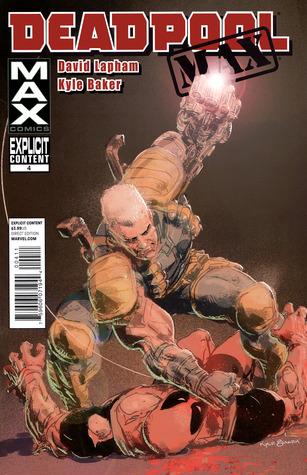 Deadpool Max #4 David Lapham
