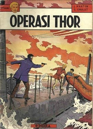 Operasi Thor Jacques Martin