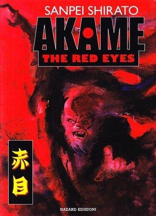 Akame: The Red Eyes Sanpei Shirato