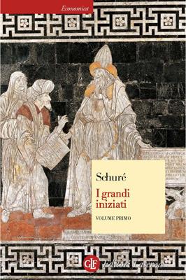 I grandi iniziati  by  Édouard Schuré