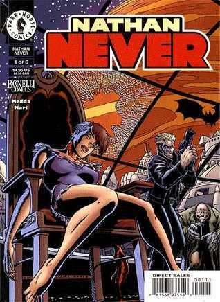 Nathan Never 1: Vampyrus  by  Michele Medda