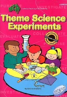 Theme Science Experiments: BLM Lower Primary Sandra Maxton