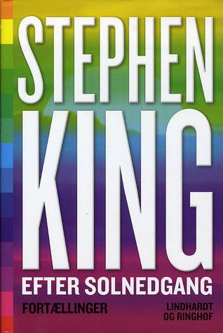 Efter solnedgang Stephen King