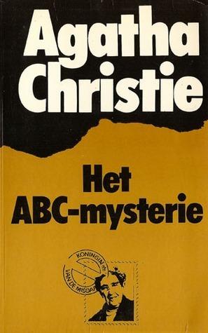 Het ABC-mysterie Agatha Christie