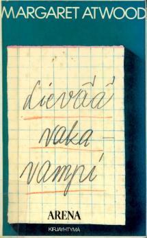 Lievää vakavampi  by  Margaret Atwood