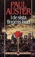 I de sista tingens land  by  Paul Auster