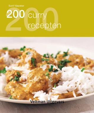 200 curry recepten  by  Sunil Vijayakar