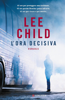 Lora decisiva Lee Child