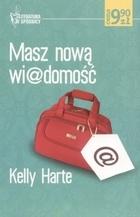 Masz nową wiadomość  by  Kelly Harte