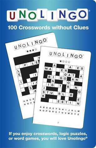 Unolingo: 100 Crosswords without Clues  by  Equazi Enterprises, LLC