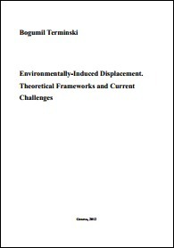 Environmentally-Induced Displacement: Theoretical Frameworks and Current Challenges  by  Bogumił Termiński