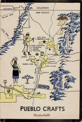 Pueblo Crafts (Indian Handcrafts, #7) Ruth M. Underhill