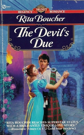 The Devils Due  by  Rita Boucher