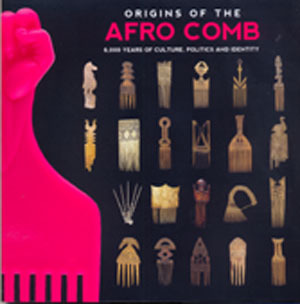 Origins of the Afro Comb: 6,000 Years of Culture, Politics and Identity  by  Sally-Ann Ashton