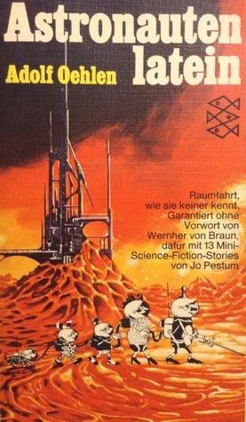 Astronauten Latein  by  Adolf Oehlen