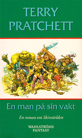 En man på sin vakt (Discworld, #15) Terry Pratchett