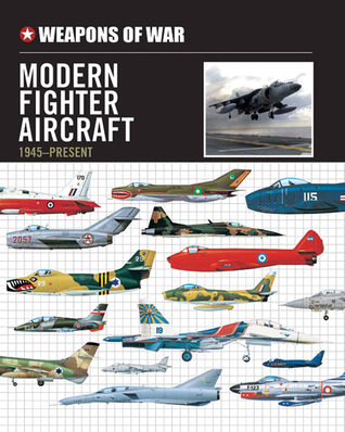 Weapons of War Modern Fighter Aircraft 1945-Present Michael Spilling