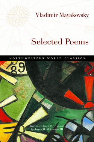 Selected Poems  by  Vladimir Mayakovsky