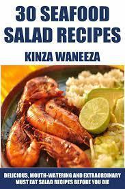 Top 30 Seafood Salad Recipes Kinza Waneeza