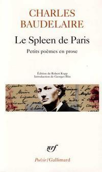Le Spleen de Paris La Fanfarlo  by  Charles Baudelaire