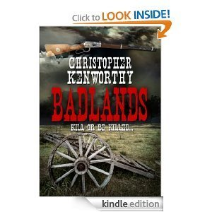 Badlands  by  Christopher Kenworthy