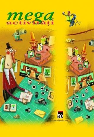 Mega activităţi  by  Margareta Chiva