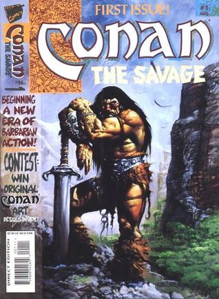 Conan the Savage, Vol.1 (Conan the Savage #1) Chuck Dixon
