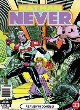 Nathan Never n. 33: Ravenin Dönüşü  by  Antonio Serra