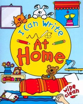 I Can Write At Home Simon Abbott