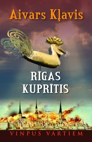 Rīgas kuprītis Aivars Kļavis