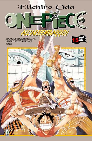 One Piece, Vol. 15 Eiichiro Oda