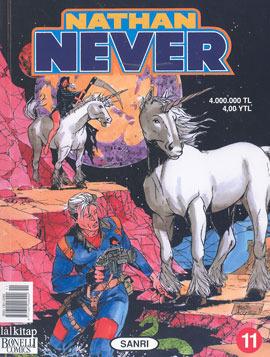 Nathan Never n. 11: Sanrı  by  Bepi Vigna