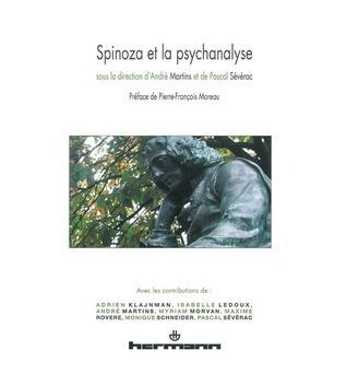 Spinoza et la psychanalyse  by  André Martins
