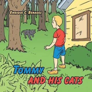 Tommy and His Cats  by  Enrique C Benages