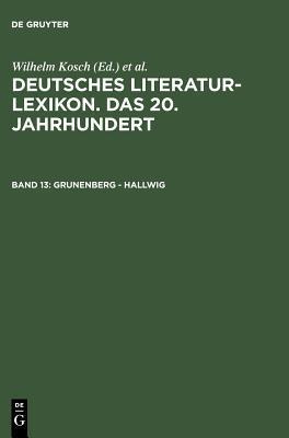 Grunenberg - Hallwig Wilhelm Kosch