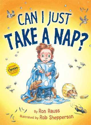 Can I Just Take a Nap?: with audio recording  by  Ron Rauss